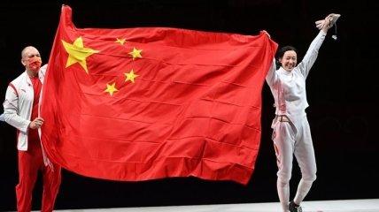 На Олимпиаде в Токио определилась чемпионка по фехтованию на шпагах