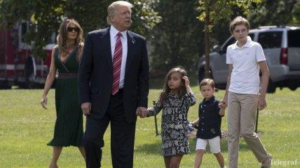 Трамп скоро в десятый раз станет дедушкой: когда ожидается пополнение