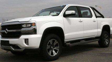 Копия Chevrolet Silverado: новую модель пикапа оценили в 17 000 долларов