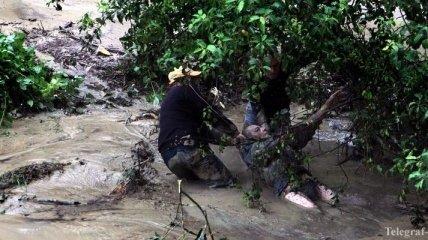 В Болгарии наводнение унесло жизни 10 человек