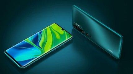 Xiaomi назвала дату презентации новенького смартфона Mi 10