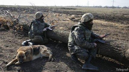 """Штаб: боевики продолжают нарушать режим """"полной тишины"""" на Донбассе"""