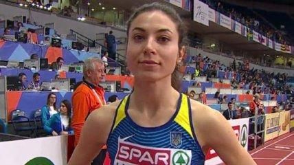 """Ляхова выиграла """"бронзу"""" чемпионата Европы на 800-метровке"""