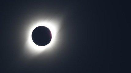 Солнечное затмение 14 декабря: появились фото и видео