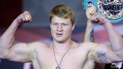 Уайлдер: Думаю, Поветкин принимает допинг