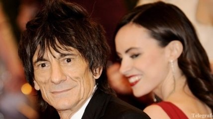 Гитарист The Rolling Stones получил две награды за радиопередачу