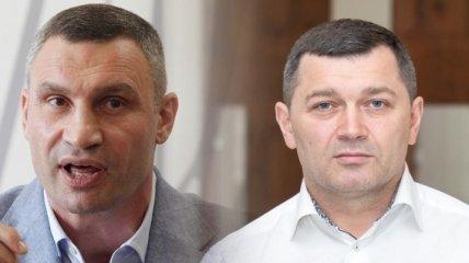 Заместитель Кличко, которого подозревали в коррупции, вернулся к работе в мэрии Киева