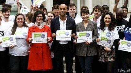 В Великобритании стартовала кампания за второй референдум о Brexit