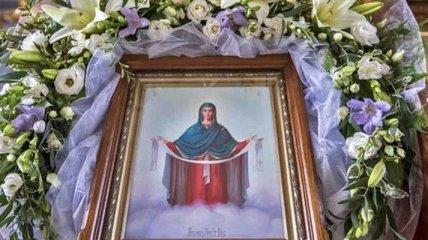 Сегодня отмечают Рождество Пресвятой Богородицы