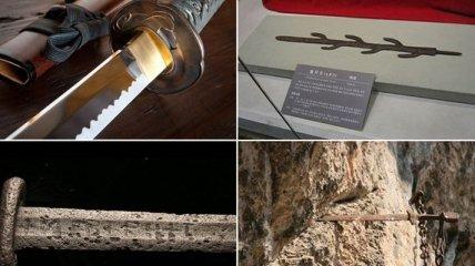 12 мечей-загадок из легенд и истории (Фото)