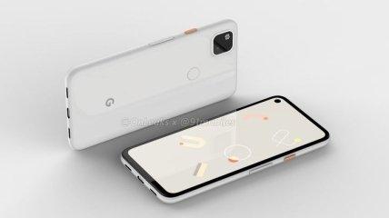 Совсем скоро: Google выпустит смартфоны Pixel 4a и Pixel 4a XL 5G (Фото)