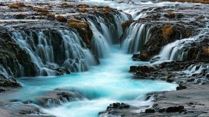 Сила и энергия водопадов Исландии (Фото)