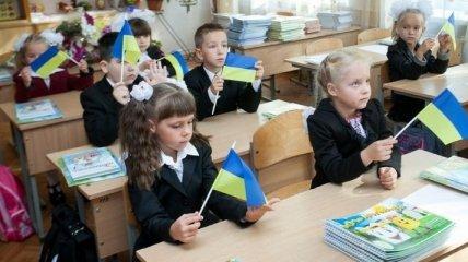 В киевских школах начнется прием детей в первые классы