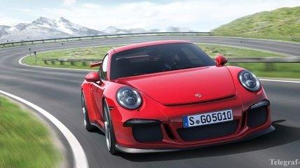Porsche 911 получит гибридную модификацию