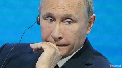"""Путин считает, что Тиллерсон попал """"в плохую компанию"""""""