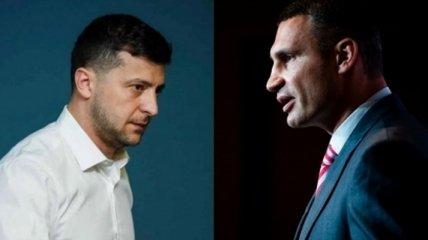 Тимошенко уже ищет замену Кличко: у президента рассказали про войну с мэром Киева