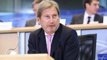 Еврокомиссар: Украинцам могут отменить визы до конца года