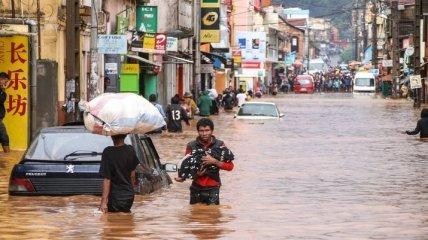 Мадагаскар страдает от наводнений: есть погибшие