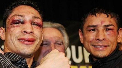 Бывший чемпион мира по боксу может лишиться глаза