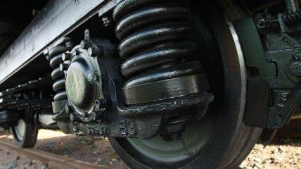 В Санкт-Петербурге загорелся поезд