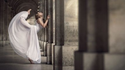 Снимки о красоте и изящности балерин (Фото)