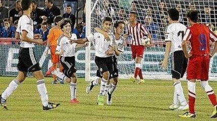 Юный талант зажег в финале кубка Испании (Видео)