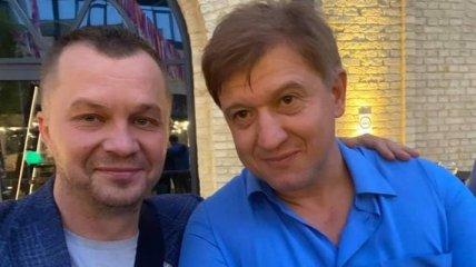 """""""Він неадекватний"""": Милованов розповів, чому побився з Данилюком на його дні народження (фото)"""