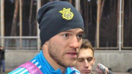Ярмоленко: Шевченко и Воронин - выдающиеся футболисты