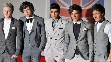 One Direction приготовили 7 обложек для альбома (Фото)
