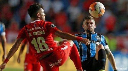 Атлетико досрочно вернул бразильского защитника из аренды