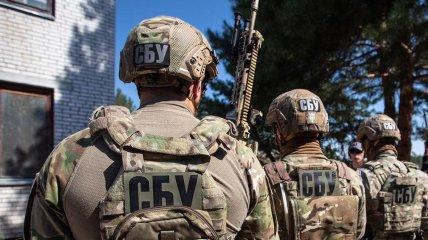 Сотрудники СБУ проверяют экс-боевика на причастность к другим преступлениям