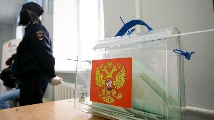 В выборах в Госдуму РФ примут участие жители оккупированных территорий Украины