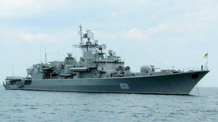Командующий ВМС Украины призывает к строительству новых боевых кораблей