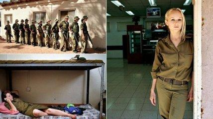 Девушки-военнослужащие на снимках Рэйчел Папо (Фото)