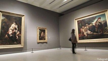 Во Франции поймали похитителя картины Эжена Делакруа