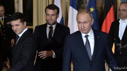 Зеленский: Закон об особом статусе Донбасса следует продлить на год