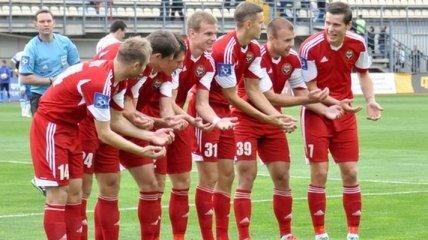 Украинский клуб из УПЛ покинули пять игроков