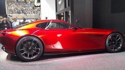 Спорткар Mazda останется без роторного двигателя