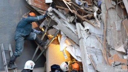 Среди жертв взрыва в Магнитогорске есть дети