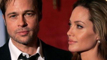 Питт пообещал жениться на Джоли