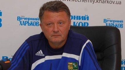 """Мирон Маркевич: """"Динамо"""" - фаворит завтрашнего поединка"""