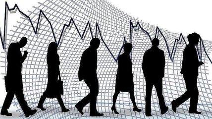 Уровень безработицы в Украине сократился