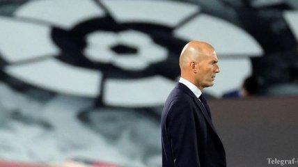 Зидан догнал дель Боске по победам в качестве тренера Реала