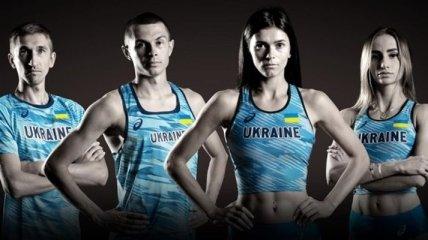 Сборная Украины презентовала новую форму перед чемпионатом мира (Фото)