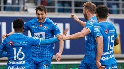 Яремчук снова забил гол за Гент