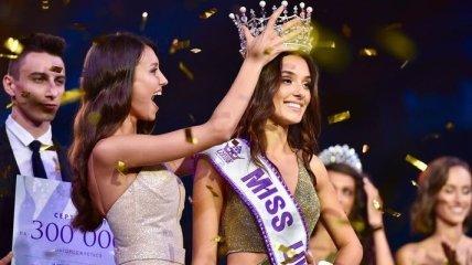 Мисс Украина 2018 рассказала, на что потратит денежный приз