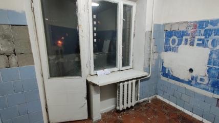 Состояние общежития НАУ на улице Неженской, 29д