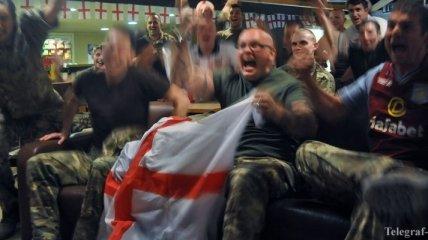 ЧМ-2014. Англия будет болеть за Италию