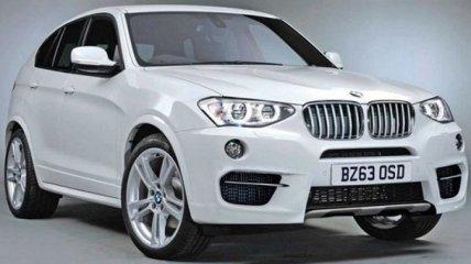 В ожидании нового BMW X4