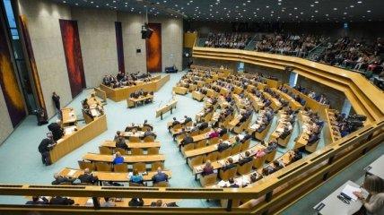 Сенат Нидерландов одобрил ассоциацию Украина-ЕС
